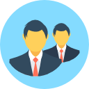dedicated project manager icon